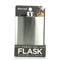 DrinkMate FLASK Stainless Steel 8oz Pocket Flask