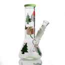 "8"" Slime Color Christmas Beaker"