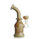 "8"" Marble Design Water Pipe with Locket 14mm Male Bowl Included Approx 235 Grams"
