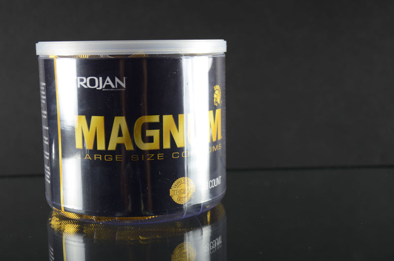 Trojan Magnum Large Size Condoms 48ct