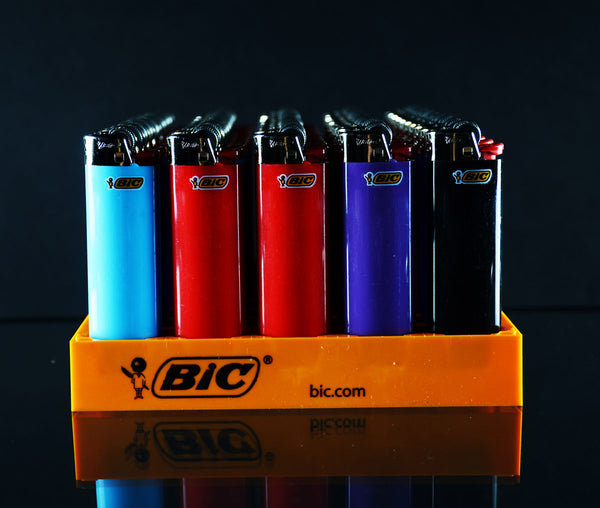 Bic Classic Flint Lighter Display 50 pieces