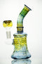 "7"" Water pipe with Full body Color work"