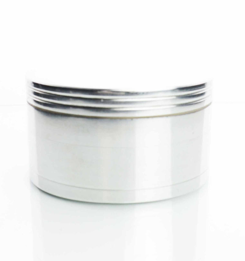 50MM Plain sliver metal Grinder