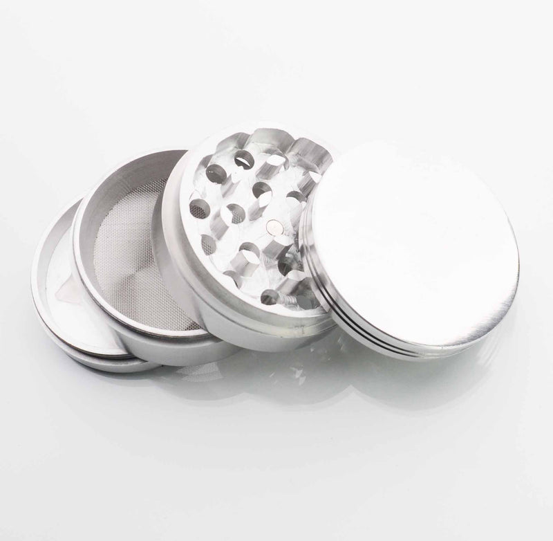 56MM Plain sliver metal Grinder