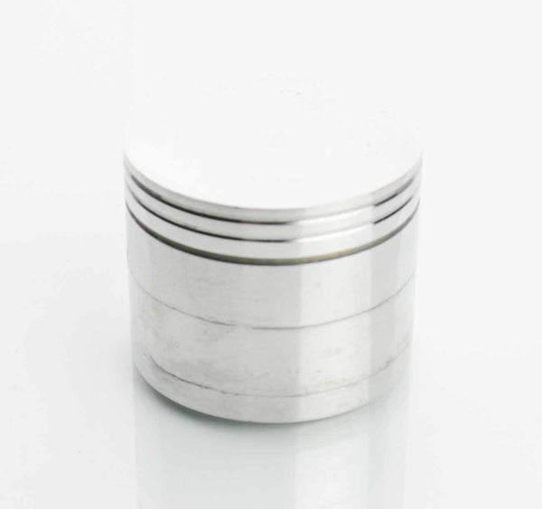 42MM Plain sliver metal Grinder