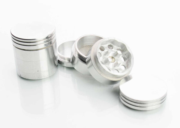 32MM Plain sliver metal Grinder