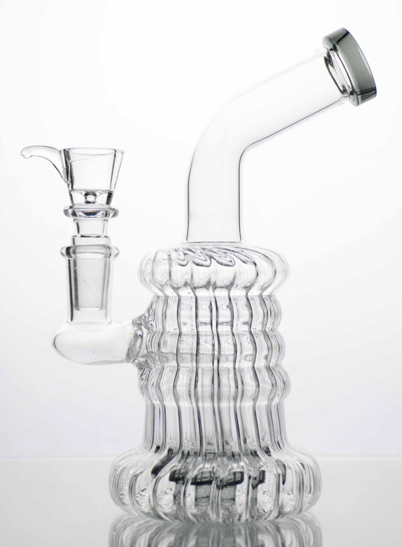 "7"" Bong Lining Body 14mm Male Bowl"