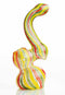 "7"" Bubbler Rasta Twisting"
