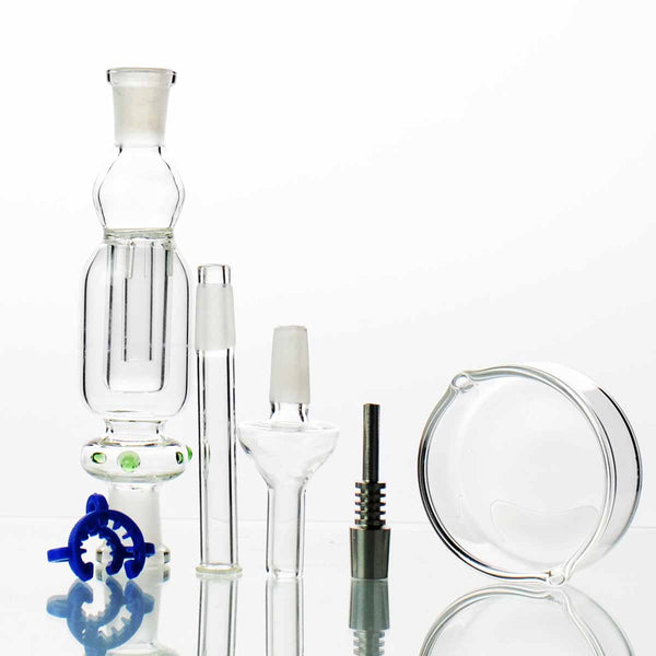 10MM Nectar Collector white Set
