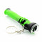 "3.5"" Key Chain Silicone Hand Pipe Chillum"