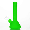 "7"" Silicone Beaker with 14mm Male Bowl"