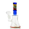 "6"" Mini Bong Color Sticker on Base and Neck APROX 150 Grams"