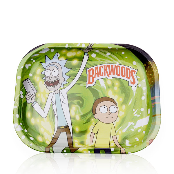 Rolling Tray Green R & M