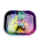 Rolling Trays Water Color Print Yoda