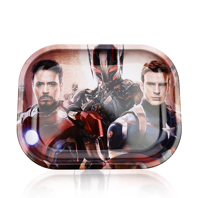 Rolling Trays Avengers