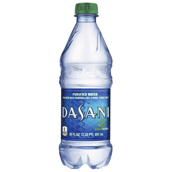 20oz Dasani Safe Can
