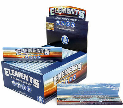 ELEMENT KING SLIM ROLLING PAPER 50 PACKS