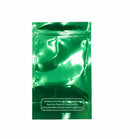 Mylar bags 1/4 ounce size pack of 50 Green