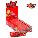 "Juicy Jay's 1 1/4"" Size Rolling Paper VERY CHERRY"