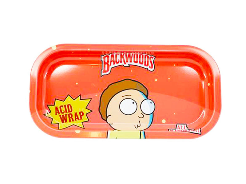 Rolling Tray Morty Smith R & M