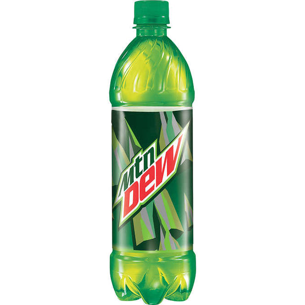 Mountain Dew Safe Can 24oz