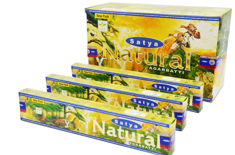 Natural SATYA NAG CHAMPA INCENSE