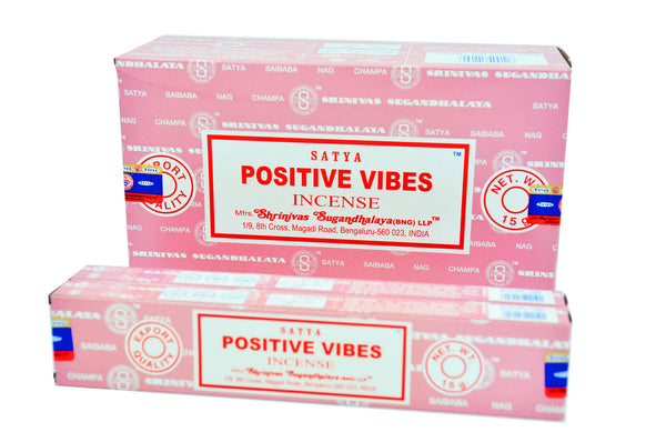 Positive SATYA NAG CHAMPA INCENSE