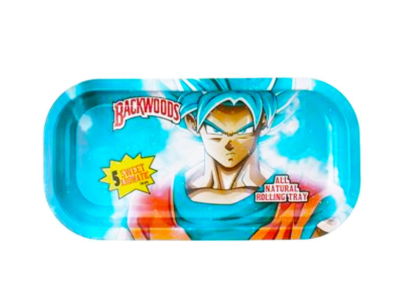 Rolling Tray Goku BlueTray