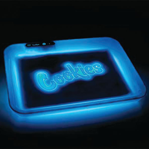 Large LED Glow Cookie Tray