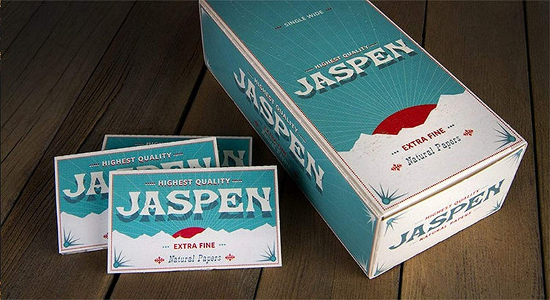 JASPEN EXTRA FINE NATURAL PAPER 25 BOOKLETS