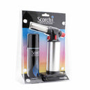 Scorch Torch Multipurpose Butane Torch with Additional Butane Bottle