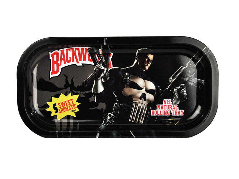 Rolling Tray Punisher
