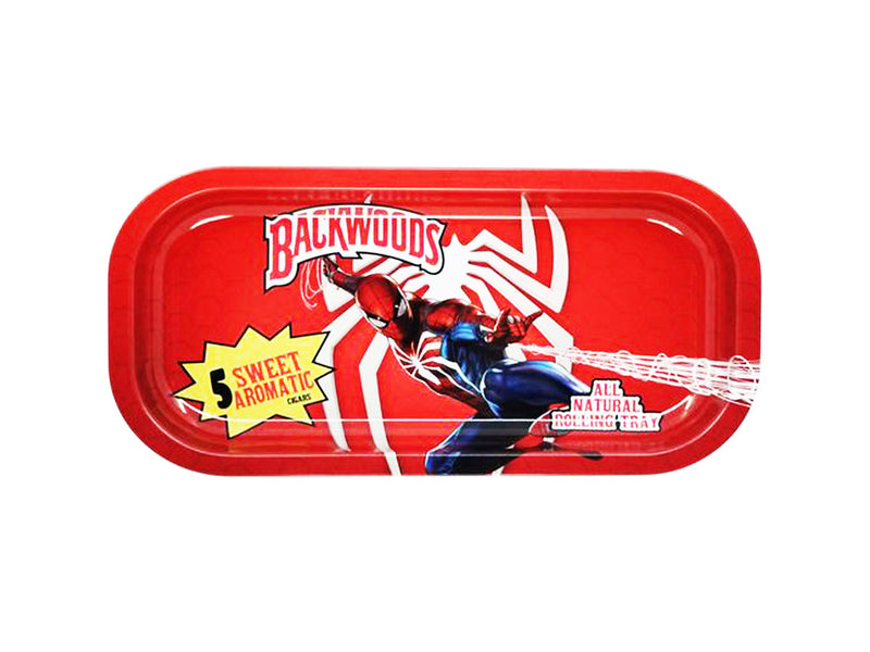 Rolling Tray Spider Man