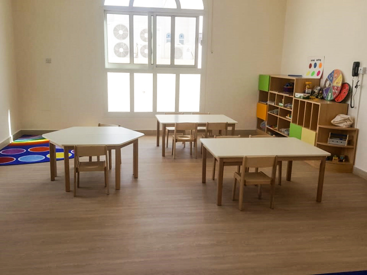 IQ Nursery - UAE Project Image.