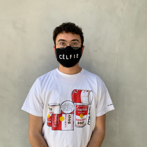 Celfie Reversible Unisex Face Mask