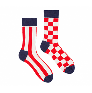CHECKER - Socks from Sammy Icon Australia