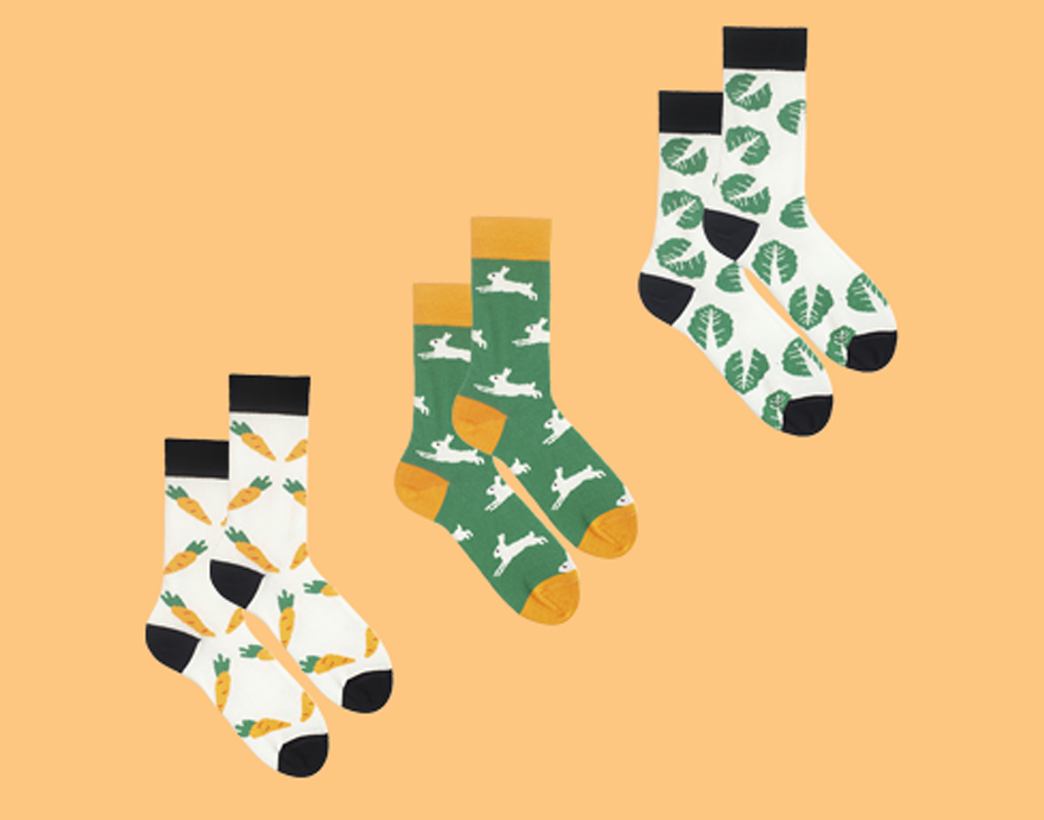 CAROLL SET - Socks from Sammy Icon Australia