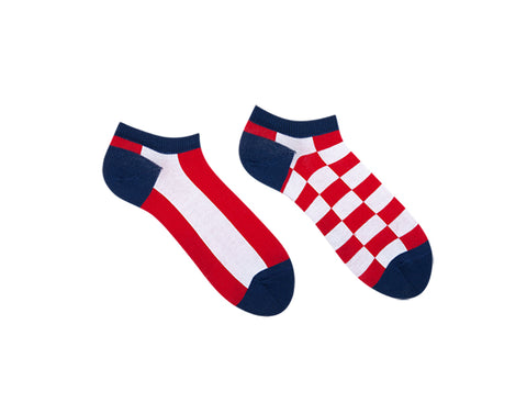 CHECKER SHORT - Socks from Sammy Icon Australia