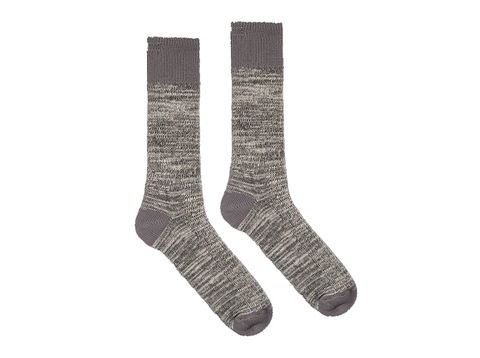 WINTER GREY MELANGE - Socks from Sammy Icon Australia