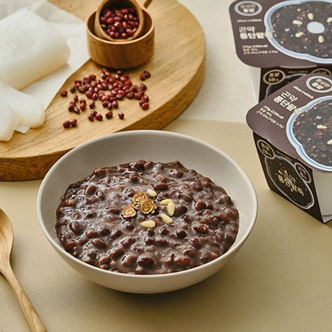 蒟蒻紅豆粥 (4EA)</br>Konjac Red Bean Porridge (4EA)