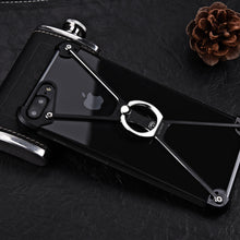Load image into Gallery viewer, Oatsbasf Metal Bumper Ring Grip Holder For iPhone 7/7 Plus & 8/8 Plus