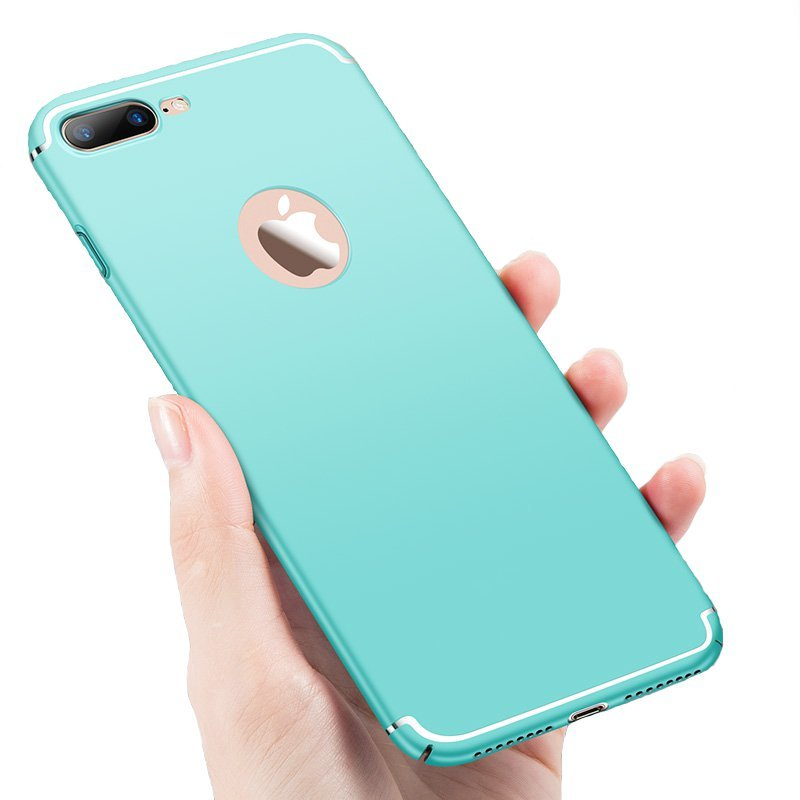 Slim Anti Fingerprint Hard PC Protective Case For iPhone X/8/8Plus/7/7 Plus/6/6s/6 Plus/6s Plus - Buzztech Electronics and Gadgets