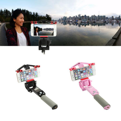 360 Deg. Panoramic Robotic Powered Selfie Stick