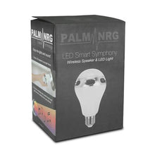 Load image into Gallery viewer, LED Smart Symphony Wireless Speaker & LED Lightbulb