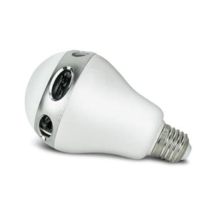 LED Smart Symphony Wireless Speaker & LED Lightbulb