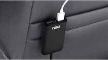 Load image into Gallery viewer, NAXA Electronics Front and Back Seat Car Charger in Black
