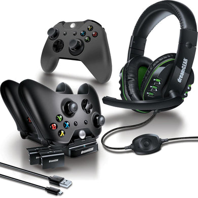8 PIECE ACCESSORY KIT FOR XBOX ONE