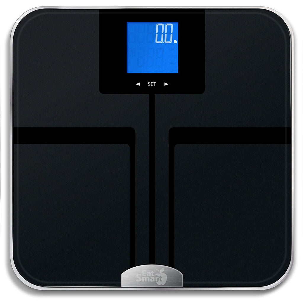 EatSmart Precision GetFit Body Fat Scale