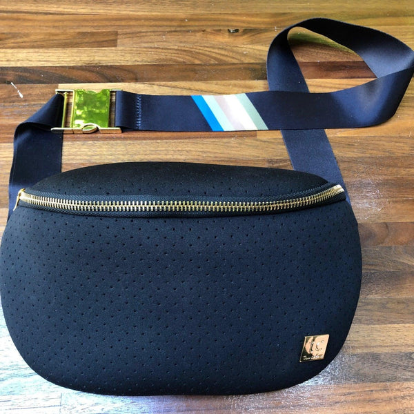 Harlan Neoprene Belt Bag