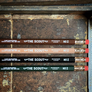 The Scout Pencil Set